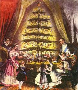 Queen Victorias Christmas tree