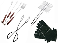 BBQ tools as fathers day gifts