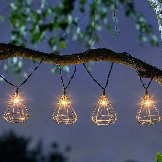 Antique Garden Lamp Driveway Path Post Fence Light Lantern Bulb Outdoor Metal UK